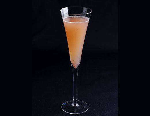 いちごのベリーニ Strawberry Bellini
