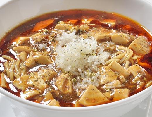 元祖あんかけ麻婆麺