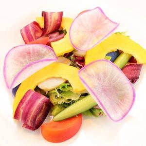 IMG_848710品目の彩り野菜サラダweb